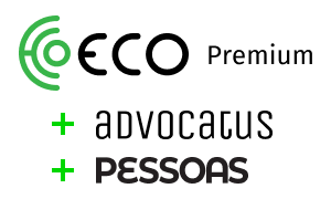 Assinar Eco Premium, Advocatus e Pessoas